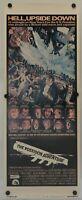 "The Poseidon Adventure 1972 Original Insert Movie Poster 14"" x 36"""