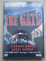 "DVD ""THE GATE NON APRITE QUEL CANCELLO"" 2007 HORROR SIGILLATO!- A8"