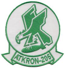 attack squadron 205 va-205 STATI UNITI NAVY RESERVE USNR PATCH RICAMATO