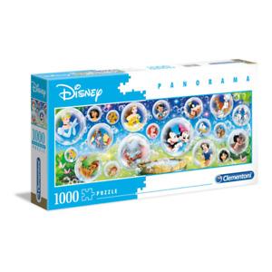 Clementoni  1000pc Disney Classic Panorama Jigsaw CLE39515