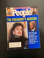 PEOPLE Magazine, May 23, 1994, BILL CLINTON, PAULA JONES, RICHARD AVEDON