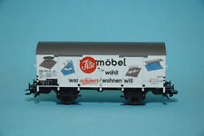 """Märklin 48165 Vagón de Carga Cerrado"""" Ilse Muebles"""" DB ep.iii Modelo Insider"""