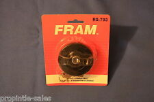 FRAM LOCKING Gas / Fuel Cap ~ RG-793 ~ Compatibility for FORD F- Series & others