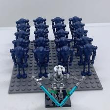 20pcs Droid Figure Moc Model Blocks kits Brick Toys Compatible Toys For Children
