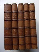 6 ouvrages sur le guerre de 1870
