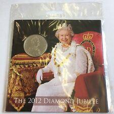 Cased 2012 Brilliant Uncirculated United Kingdom Coin Collection Diamond Jubilee