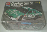 AMT #26 Quaker State Thunderbird Model Kit 1:25 Scale NASCAR Sealed 1993 ERTL