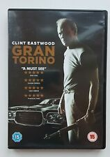 GRAN TORINO DVD Film Movie Clint Eastwood Bee Vang Drama Hmong Community America