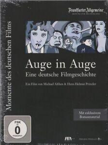 Auge in Auge - Eine deutsche Filmgeschichte Momente des deutschen Films DVD