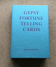 Gypsy Fortune Telling Cards And Book