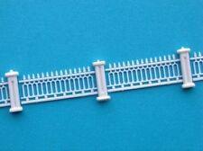 Z-M11 Zäune 1 Meter Zaun schmiedeeisern filigran NEU