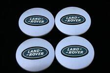 FACTORY RANGE ROVER LAND GREEN LOGO CENTER CAPS