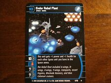Star Wars TCG ROTJ Endor Rebel Fleet