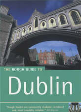 The Rough Guide Dublin by Dan Richardson (Paperback, 2002)