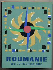 COLLECTIF, ROUMANIE - GUIDE TOURISTIQUE  1967
