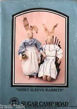 "Pattern Garden rabbit /""Tobias Boggsworth/"" 21/"" primitive Easter Bunny"
