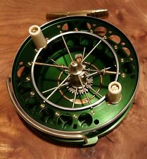 Garry Mills Perfection Angling Broadlands Perfection centrepin traditional reel