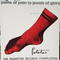 Paths Of Pain To Jewels Of Glory - The Phantom Records Compilation - LP record