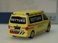 Rietze VW T5 GP Emergency Medical Service Thüringen - 53622 - 1:87