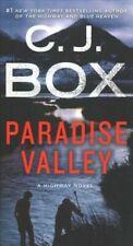 Paradise Valley: A Highway Novel (Highway Quartet) By Box, C. J. - GOOD