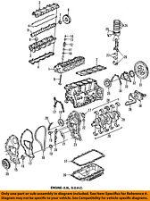 GM OEM Camshaft Cam-Cover Gasket 12351590
