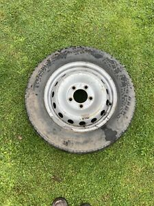 "Renault Master Vauxhall Movano 2010-2018 16"" Wheel Rim & Tyre Spare"