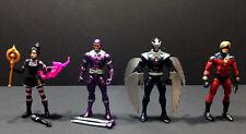 Avengers Marvel Legends Lot of 4 Loose Action Figures! Captain Marvel