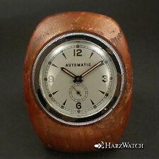 Oldtimer Auto Uhr Automatic Maar Patent/Cortebert ca.1950 Kardanische Aufhängung
