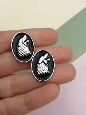 FREE GIFT BAG Mens Silver Game of Thrones Smart Cufflinks Cuff Links Jewellery