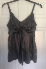 BNWT Banana Republic Heritage Collection # 100% Silk Top Size M