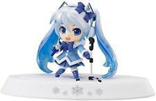 Good Smile Company Nendoroid 207 Vocaloid Snow Miku Fluffy Coat Ver. Figure