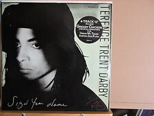 Terence Trent D'Arby - Sign Your Name - free UK post