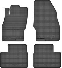 Gummimatten Fußmatten 1.5 cm Rand passt für OPEL CORSA D , E (2006-2019) 4-teile