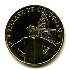 11 CUCUGNAN Village de Cucugnan, Le curé, 2012, Monnaie de Paris