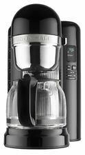 KitchenAid R-KCM1204OB 12-Cup Coffee Maker with One Touch Brewing - Onyx Black
