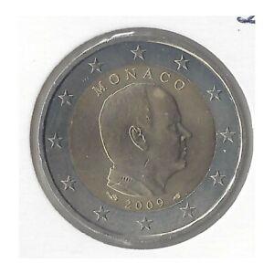 MONACO 2009 2 EURO ALBERT II SUP-