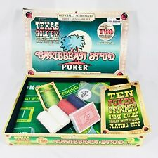 Texas Hold'Em Poker Trainer Learn To Play 10 Card Games Caribbean Stud