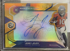 Jerry Juedy Autograph Panini Elements Neon Sign 31/75