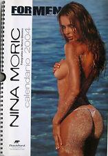 FOR MEN Calendario 2004 Nina Moric fotografata da Marco Glaviano