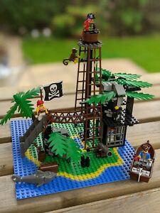 Lego 6270 Vintage Pirates The Forbidden Island