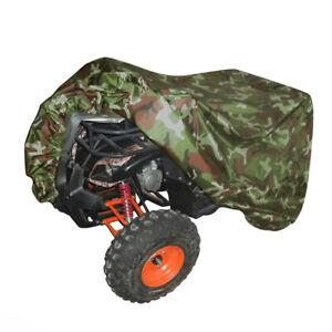 XXXL Quad Bike ATV 4 Wheeler Cover Outdoor For Can-Am Outlander 450 570 650 850
