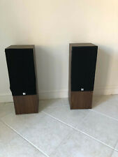 KEF medium size floor standing stereo speakers. Model C-75