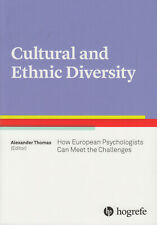 Cultural and Ethnic Diversity How European Psychologists Can Meet the Challenges