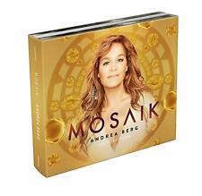 ANDREA BERG Mosaik ( Gold Edition ) ( Album 2019 )  2 CD  NEU & OVP 01.11.2019
