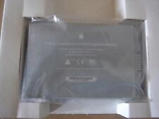 "Batterie D'ORIGINE Apple PowerBook G4 15"" A1078 Genuine ORIGINAL NEUVE en France"