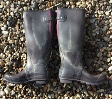 ladies Hunter wellies wellington boots UK size 5
