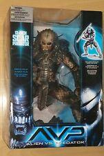"McFarlane Toys Alien VS Predator Movie  AVP SCAR PREDATOR 12"" Figure  2006"