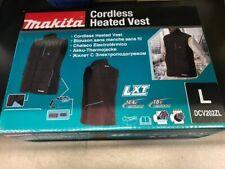 Makita DCV202ZL Chauffant Batterie Gilet Veste Thermale Taille L Hydrofuge