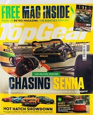 BBC Top Gear Magazine August 2018 - FREE MAG INSIDE! (BRAND NEW SEALED PACK)