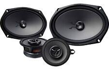 "Kenwood KFC-XP6903C 6x9""  3-1/2"" Component Speakers  NEW"